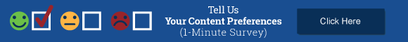 Help us Learn More About Your Content Preferences (1-Minute Survey)