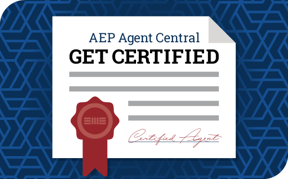 AEP is Coming. Are You Certified?