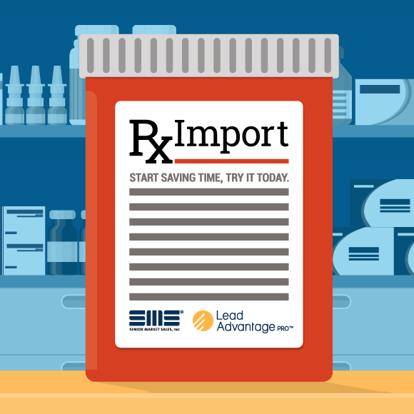 Rx Import Saves Time on Every MA-PD Quote