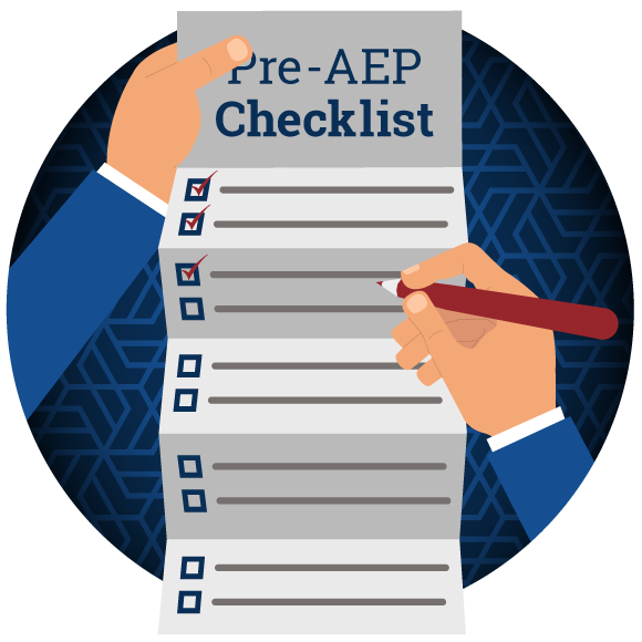 Your Pre-AEP Checklist