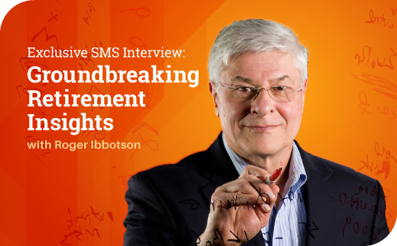Renowned Economist Roger Ibbotson Shares Insights in Exclusive SMS Interview