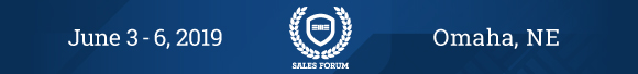 Join Us at The 2019 Sales Forum