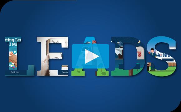 Lead Generation Webinar Series
