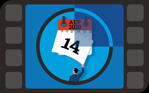 The 2020 AEP Countdown Has Begun