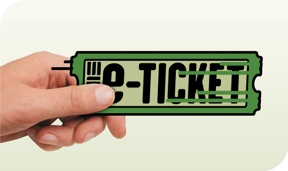 Video: SMS e-ticket for Term Life