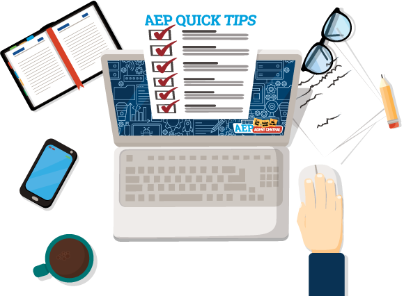 Six Tips for More AEP Success