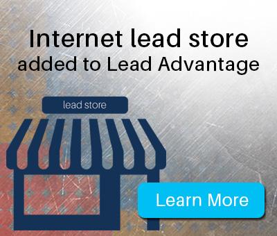 Internet Lead Store