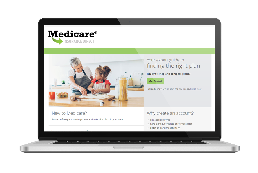 Medicare Insurance Direct Web Page