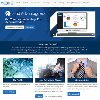 Lead Advantage Pro login thumbnail